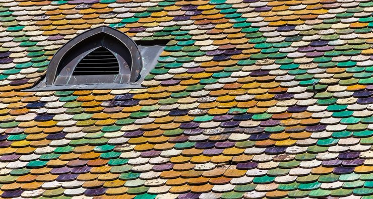 Roofing Shingle Colors